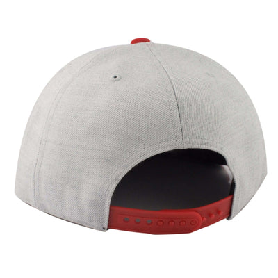 '47 Cleveland Indians Satchel Gray/Red Snapback