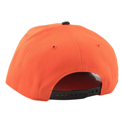 '47 Detroit Tigers Delancey Orange/Black Snapback
