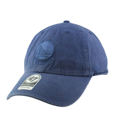 '47 Golden State Warriors Clean Up All Timber Blue/Blue Slouch Strapback
