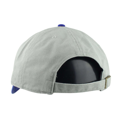 '47 Golden State Warriors Two Tone Clean Up Gray/Blue Slouch Strapback
