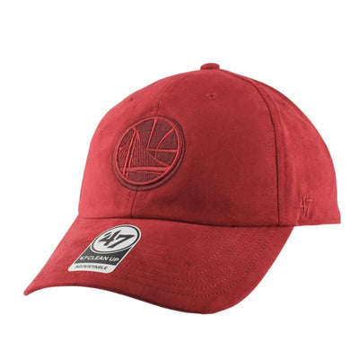 '47 Golden State Warriors Ultrabasic Maroon/Maroon Slouch Strapback