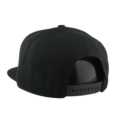 '47 Los Angeles Kings Sure Shot Accent Gray/Black Snapback