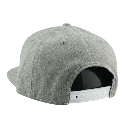 '47 New York Yankees Emery Captain Gray/Gray Snapback