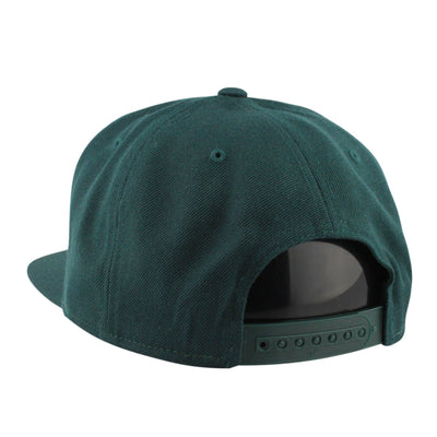 Vice:Vice Jamaican Weed Leaf Patch Green/Green Snapback
