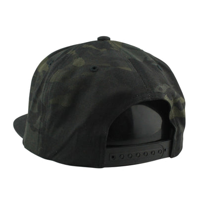 Vice:Vice We Shoot Back Black Camo/Black Camo Snapback