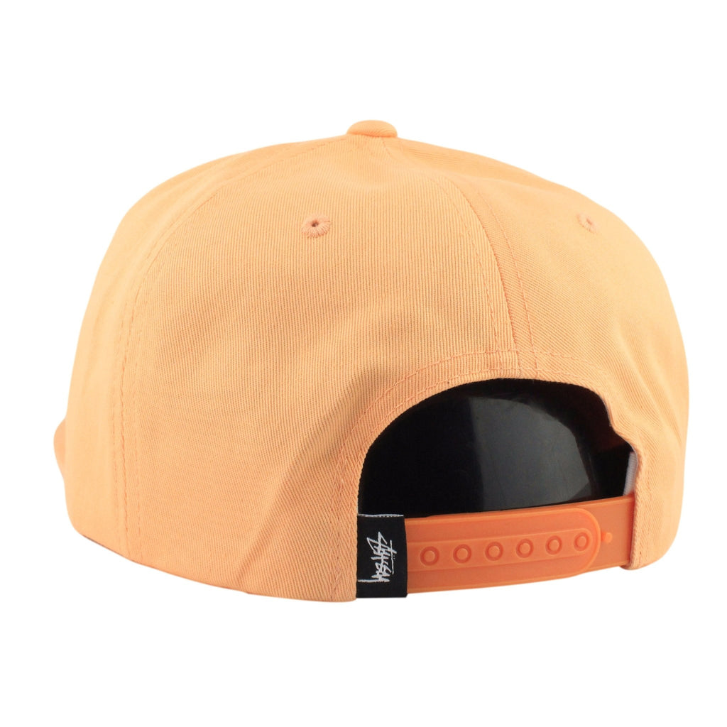 Stussy, Stussy Stock SU17 Peach/Peach Snapback - Bespoke Cut and Sew