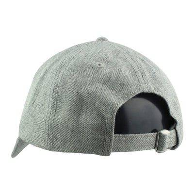 H3 Sportgear Coors Light Logo Heather Gray/Gray Slouch Strapback