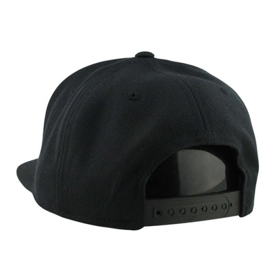 1850 1850 Black City of Angels Black/Black Snapback
