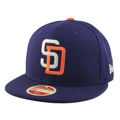 San Diego Padres 1991 Established Wool Classic Fitted