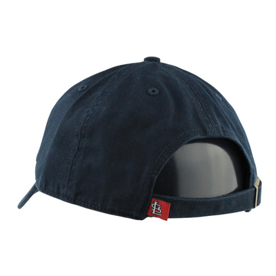 '47:St. Louis Cardinals Bird Clean Up Navy/Navy Slouch Strapback