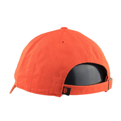 '47:San Francisco Giants Clean Up Orange/Orange Slouch Strapback