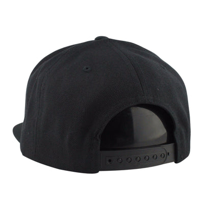 Vice Vice White Praying Hands Black/Black Snapback