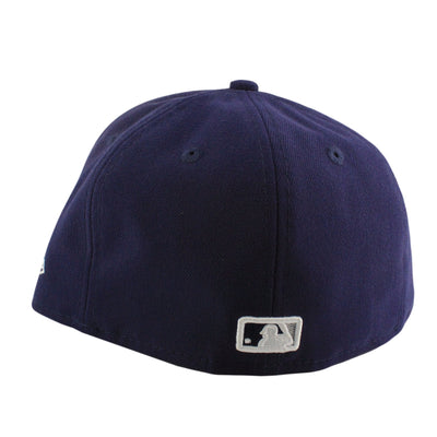 New Era San Diego Padres XL Logo Lush Blue/Blue Fitted