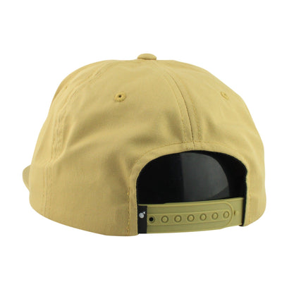 The Hundreds The Hundreds Beastie Tan/Tan Unstructured Snapback