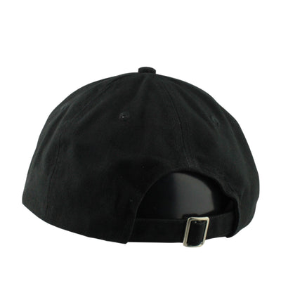 Vice Vice Gold Praying Hands Black/Black Slouch Strapback
