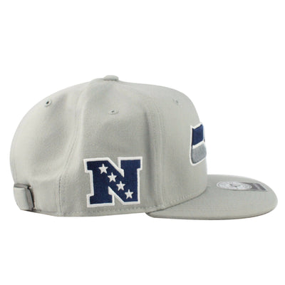 '47 Seattle Seahawks Super Shot Gray/Gray Strapback