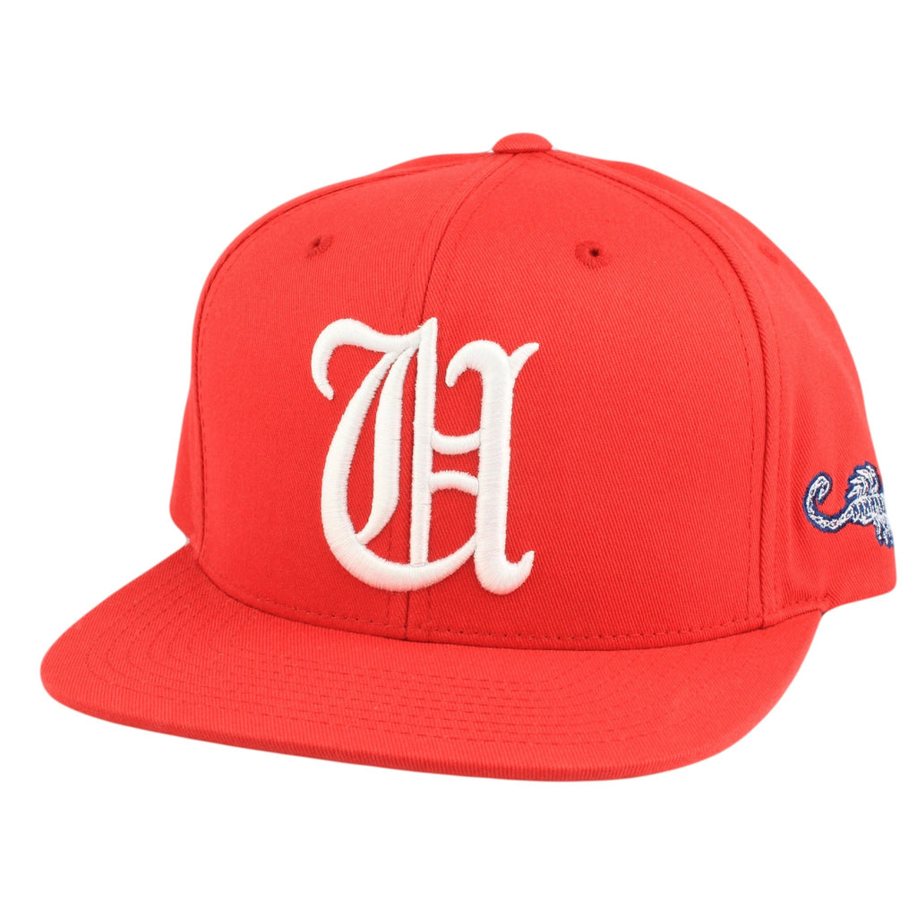 Undefeated Libre Red/Red Snapback, Undefeated