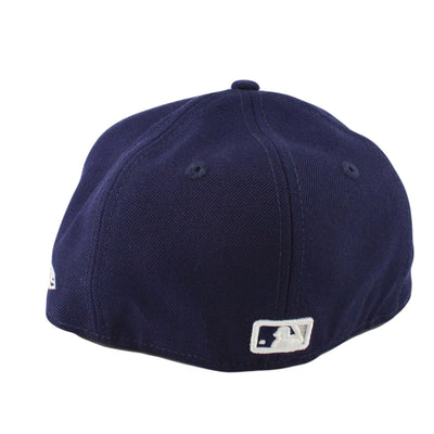 New Era San Diego Padres Logo Lush Blue/Blue Fitted
