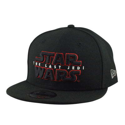 New Era Star Wars The Last Jedi Black/Black Snapback