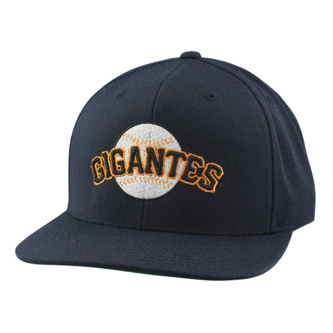 Retired Numbers Gigantes Navy/Navy Snapback