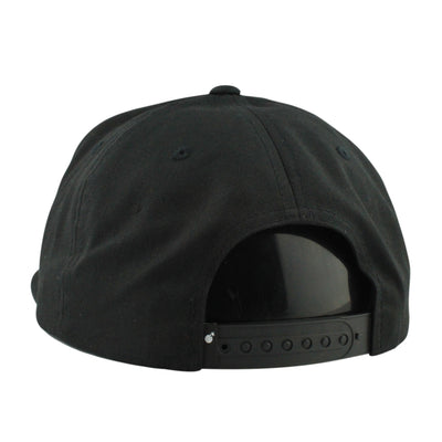 The Hundreds The Hundreds Cycle Black/Black Snapback