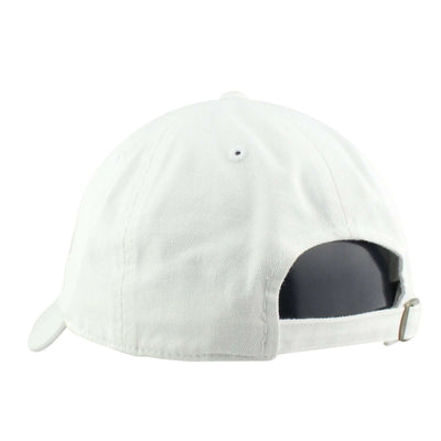 American Needle California Angels Tonal Ballpark White/White Slouch Strapback