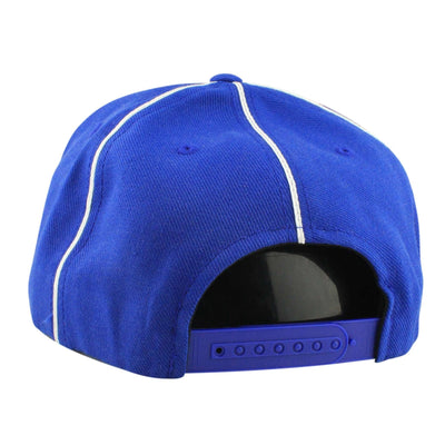 American Needle Chicago Cubs 400 Blue/Blue Snapback