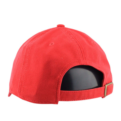 American Needle Coca-Cola Washed Red/Red Slouch Strapback