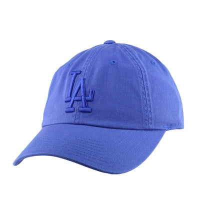 American Needle Los Angeles Dodgers Tonal Ballpark Royal/Royal Slouch Strapback