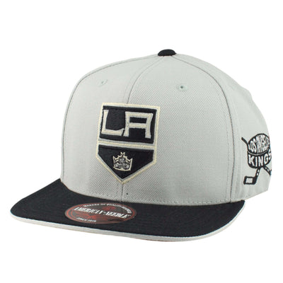 American Needle Los Angeles Kings Chipper Gray/Black Snapback
