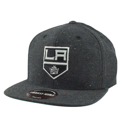 American Needle Los Angeles Kings Fleck Black/Black Snapback
