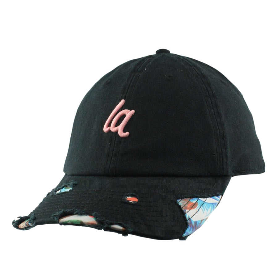 American Needle Los Angeles Reveal Black Assorted Slouch Strapback bedca28c60d6