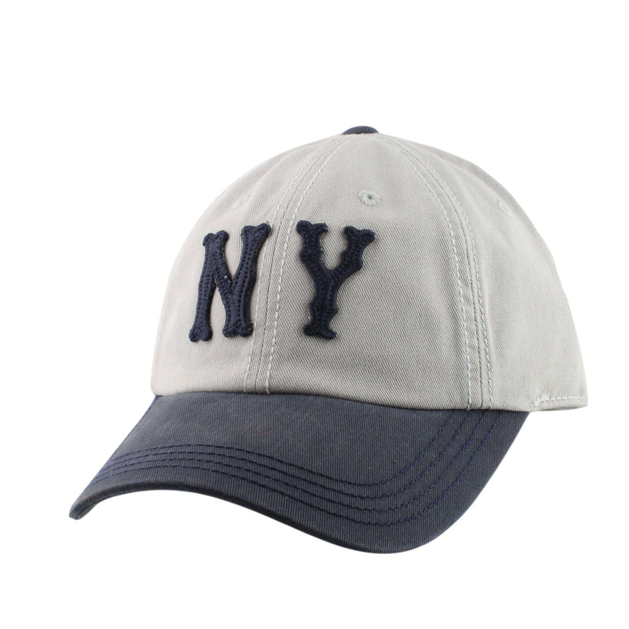 853212a704a American Needle New York Yankees New Timer Gray Navy Slouch Snapback