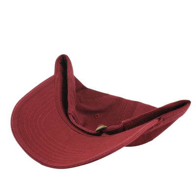 Anything Goes Anything Goes Hennything's Possible Burgundy/Burgundy Slouch Strapback