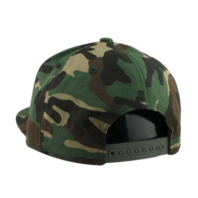Anything Goes Anything Goes King Snake Patch Camo/Camo Snapback