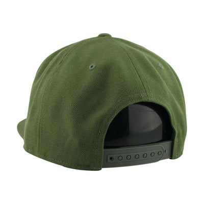 Anything Goes Anything Goes King Snake Patch Olive/Olive Snapback