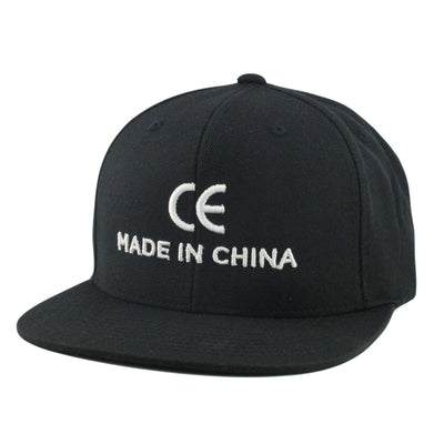 Anything Goes Anything Goes Made in China Black/Black Snapback