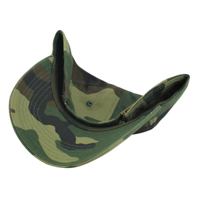 Anything Goes Anything Goes Strip Club Veteran Camo/Camo Slouch Strapback