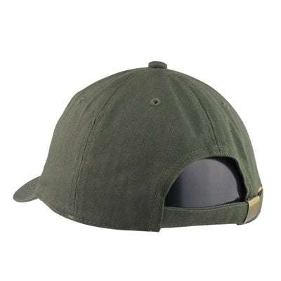 Anything Goes Anything Goes The Players Club Slate Green/Slate Green Slouch Strapback