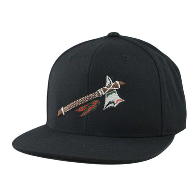 Anything Goes Anything Goes Tomahawk Black/Black Snapback