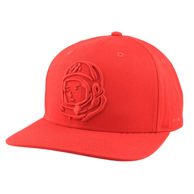 Billionaire Boys Club Billionaire Boys Club BB Helmet All Red/Red Snapback