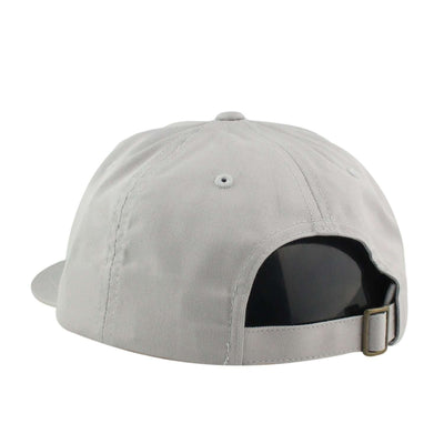 Brixton Brixton Wheeler MP Brown Gray/Gray Slouch Strapback