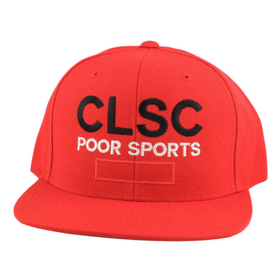 CLSC CLSC Simplicity Red/Red Snapback
