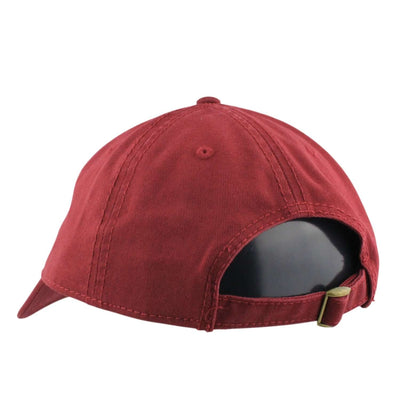 Comic Co. Comic Co. Capsule Corp. Patch Burgundy/Burgundy Slouch Strapback