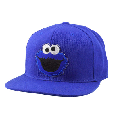 Comic Co. Comic Co. Cookie Monster Patch Blue/Blue Snapback