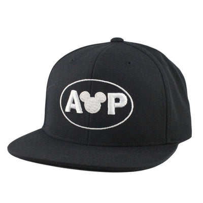 Comic Co. Comic Co. Pass Black/Black Snapback