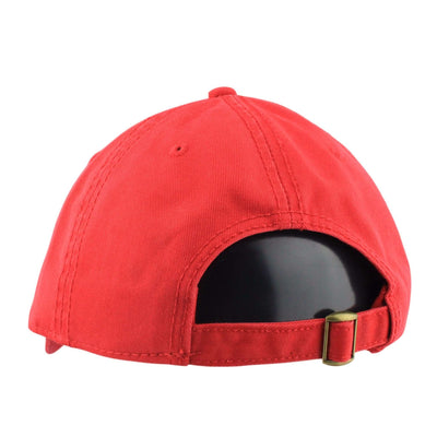 Comic Co. Comic Co. Pikaboy Red/Red Slouch Strapback