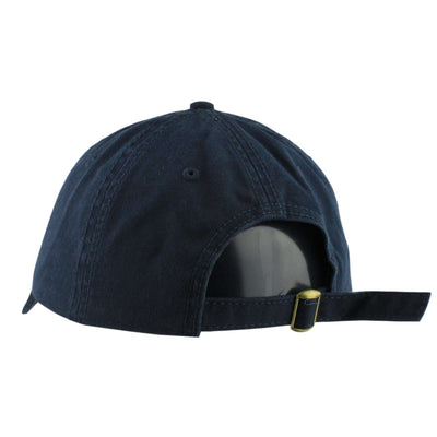 H3 Sportgear Coors Logo Navy/Navy Slouch Strapback