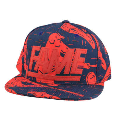 Hall of Fame Hall of Fame Player Red/Red Snapback