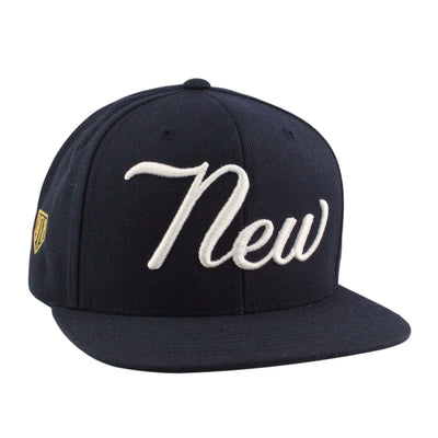 Home Team Headwear Home Team Headwear New Navy/Navy Snapback